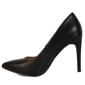 Tope  Patterned Pumps