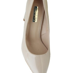 LILY PUMPS- NUDE