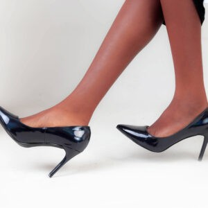 OMALICHA PUMPS-Black